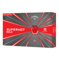 Callaway Superhot 15Ball Pack - Matte Red