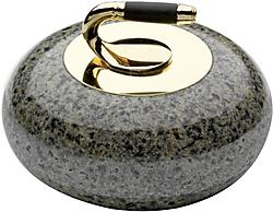 Miniature Curling Stone