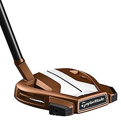 TaylorMade Spider X Copper/White SB Putter