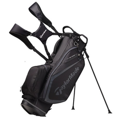TaylorMade Select Plus standbag - Black/Charcoal