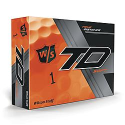 Wilson Staff True Distance Soft Orange