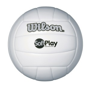 Soft Play Volleyball - Wilson Soft Play Volleyball