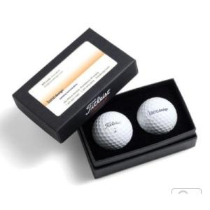 Tour Soft Business Card Box - Titleist Business Card Box