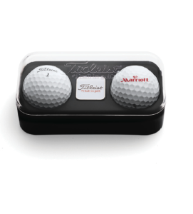 Titleist 2 Ball Marker Pack-DT Trusoft - TITLEIST 2-BALL PACK WITH BALL MARKER